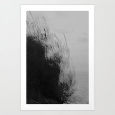moving tree Art Print