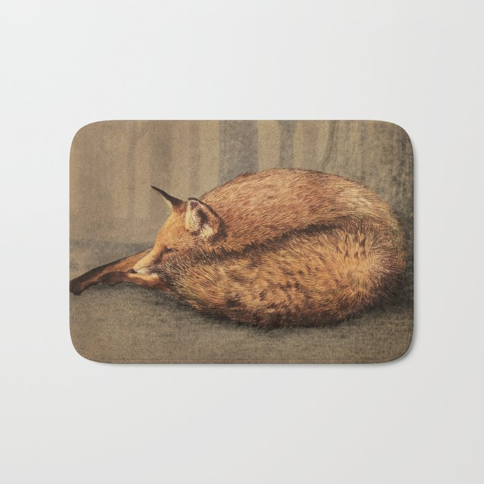 A Quiet Place Bath Mat