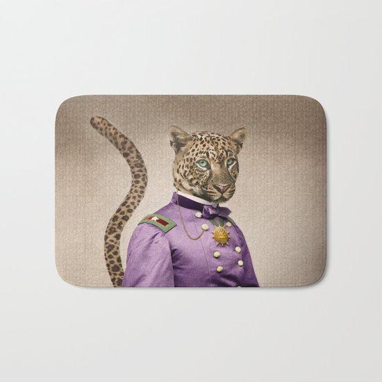 Grand Viceroy Leopold Leopard Bath Mat