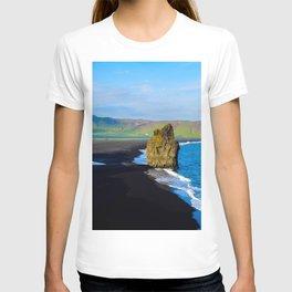 reynisfjara beach T-shirt