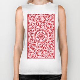 Playing Card (Red Back) Biker Tank