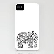 Ampersand Elephant iPhone (4, 4s) Slim Case