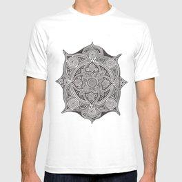 Leukomelanophobia (05) T-shirt