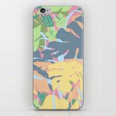 Jungle Flora 2 iPhone & iPod Skin