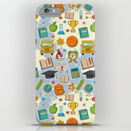 School Cool iPhone Case