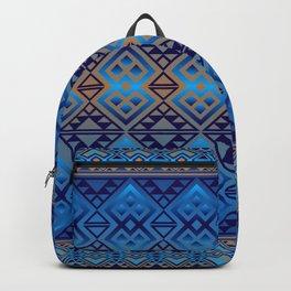 The Lodge (Blue) Backpack