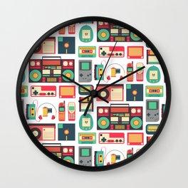 RETRO TECHNOLOGY 1.0 Wall Clock