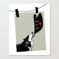 georgia Canvas Prints featuring georgia by love is possible