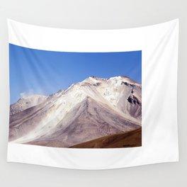 Volcanos Wall Tapestry