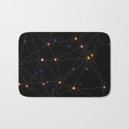 Nerve and City Collection Bath Mat