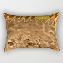 Emotional Savanna Rectangular Pillow