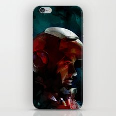 The Knight in the Shining Armour...  iPhone & iPod Skin