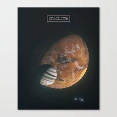 170106 / space.1776 Canvas Print