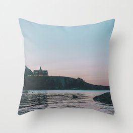 Prince of Wales Hotel, Waterton Throw Pillow