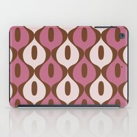 wallpaper iPad Cases featuring Wallpaper by Small Comforts