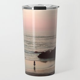 she is water Travel Mug