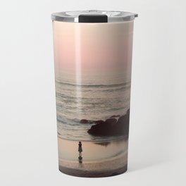 she is water Travel Mug