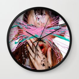 WHO KNOWS Wall Clock