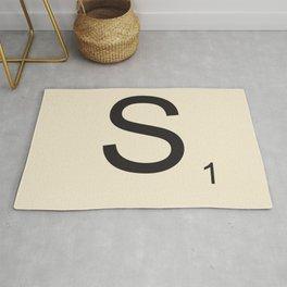 Scrabble S Rug