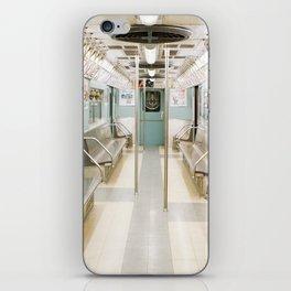 Subway Stories, NYC iPhone Skin