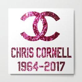 Chris Cornell Metal Print