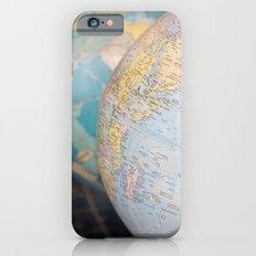 Globes Slim Case iPhone 6s