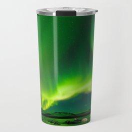 Iceland Northern Lights Travel Mug