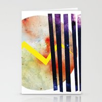 titan Stationery Cards featuring Titan. by Crazy&CoolDesigns