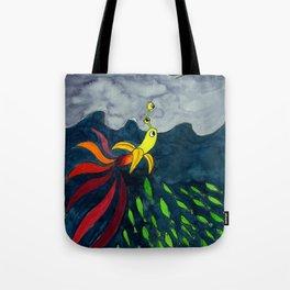 The Aventure of a Banana Tote Bag