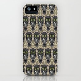 Owling Pt3 iPhone Case