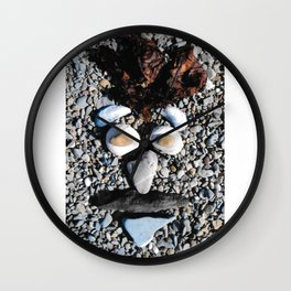 "EPHE""MER"" # 294 Wall Clock"