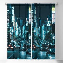Tokyo 19 Blackout Curtain