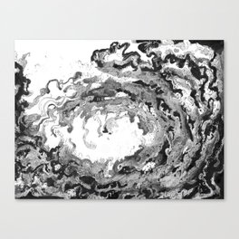 swoop Canvas Print