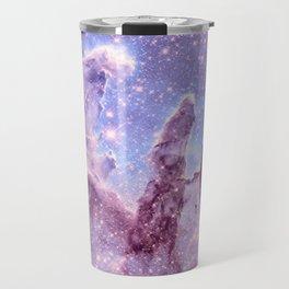 Subtle Space : Pillars of Creation Nebula Travel Mug