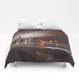 Night city 5 Comforters