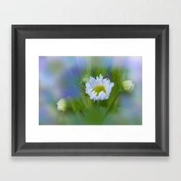 the beauty of a summerday -123- Framed Art Print