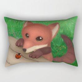 Bug'n Fox Rectangular Pillow