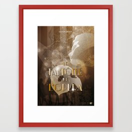 Phantom of the Opera Framed Art Print