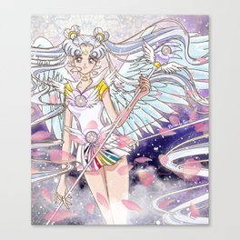 Sailor Cosmos Canvas Print