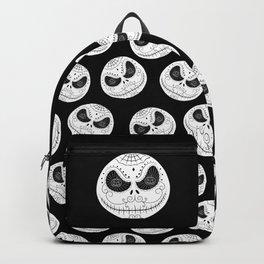 Jack's Skull Sugar (Vector Mexican Skull) Backpack