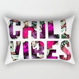 Chill Vibes (SM17) Rectangular Pillow