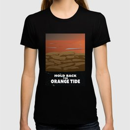 Orange Tide T-shirt