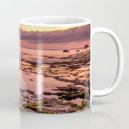 Magic sunset at Nyang Nyang beach in Bali Coffee Mug