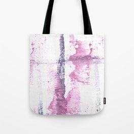 Lavender blush vague watercolor Tote Bag