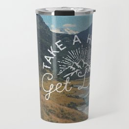 TAKE A HIKE Travel Mug
