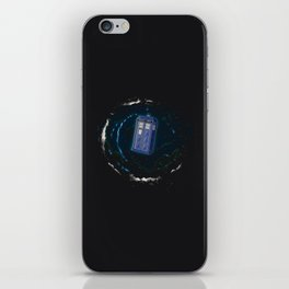 Space and Time and the Universe iPhone Skin
