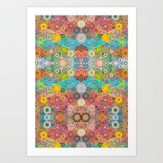 Percolate #6 Art Print