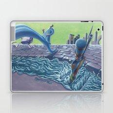 POEM OF FLOOD Laptop & iPad Skin
