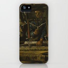 A Weaver's Cottage iPhone Case