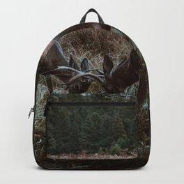 Yosemite Bucks Locking Horns Backpack